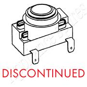KLEENMAID DISHWASHER THERMOSTAT**DISCONTINUED