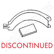 DEFY TWIN TUB WASHING MACHINE BRAKE ARM ASSEMBLY**DISCONTINUED