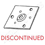 DEFY TUMBLE DRYER BEARING COVER PLATE**DISCONTINUED