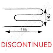 DEFY OVEN GRILL ELEMENT**DISCONTINUED