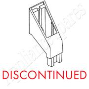 DEFY OVEN DOOR HANDLE CAP**DISCONTINUED