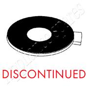 "DEFY STOVE AND HOB 1500W, 8"" LOW HEAT SOLID PLATE WITH 4mm BLACK RING**DISCONTINUED"