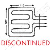 KIC GRILL ELEMENT**DISCONTINUED