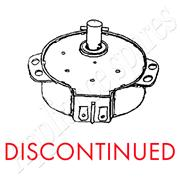 KIC MICROWAVE OVEN TURN TABLE MOTOR**DISCONTINUED