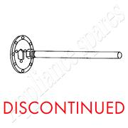 3KW FLANGE WITH ANODE**DISCONTINUED